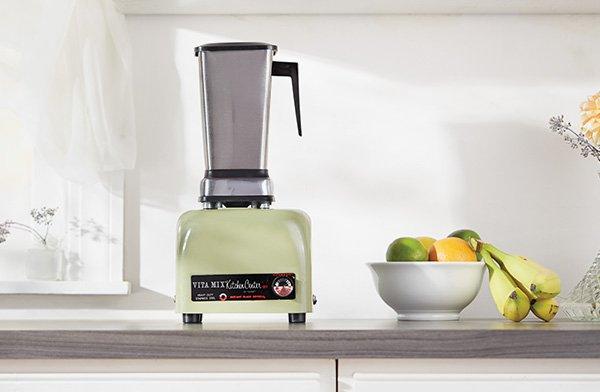 Блендер Vitamix на кухне
