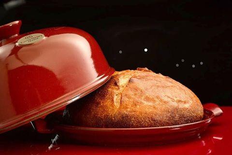 Ржаной хлеб с оливками