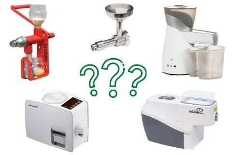 Популярные вопросы о маслопрессах