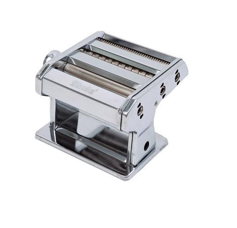 Тестораскатывающая машина GEMLUX GL-PMZ-180 серебристая