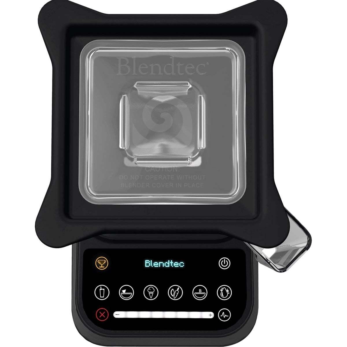 Крышка с ультра-уплотнением и удобным пластиковым колпачком для добавления ингредиентов