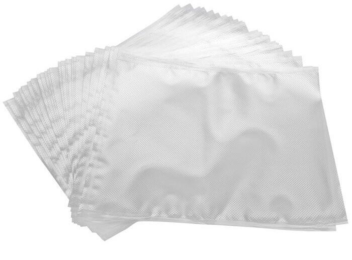 Пакеты для вакуумного упаковщика Vac-star 15х25, 20х30, 25х35, 20х40, 30х40 см (структурированные, 100 шт)