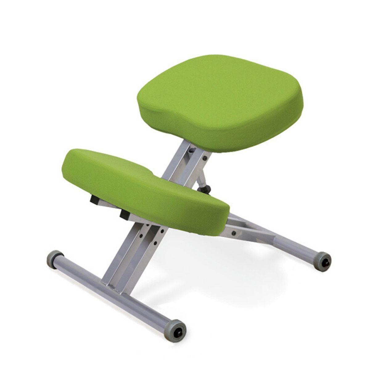 Стул коленный Smartstool KM01 без газлифта зеленый