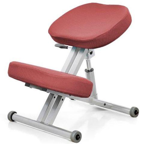 Стул коленный Smartstool KM01L с газлифтом розовый