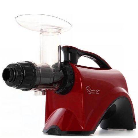 Шнековая соковыжималка Sana Juicer EUJ-606 красная