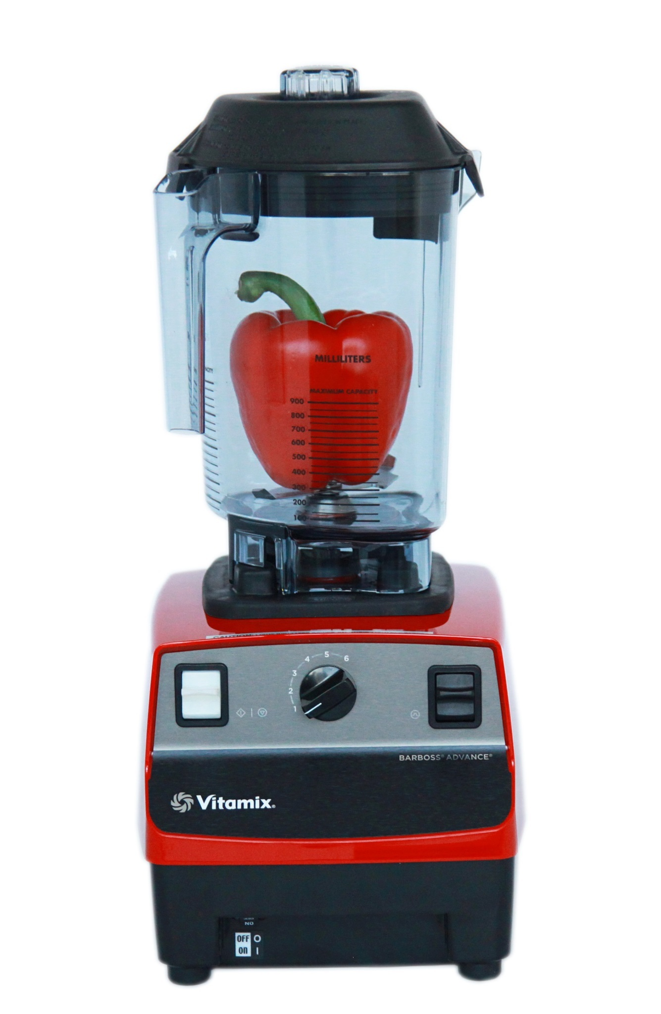 Блендер Vitamix Barboss Advance vm0127 красный