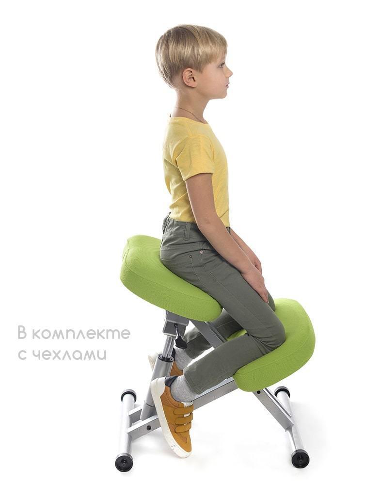 Посадка на коленном стуле Smartstool KM01L