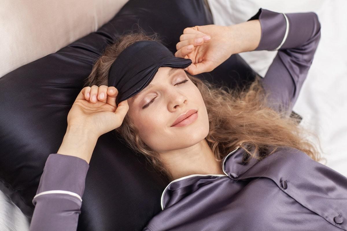 Набор для сна Silk Silk