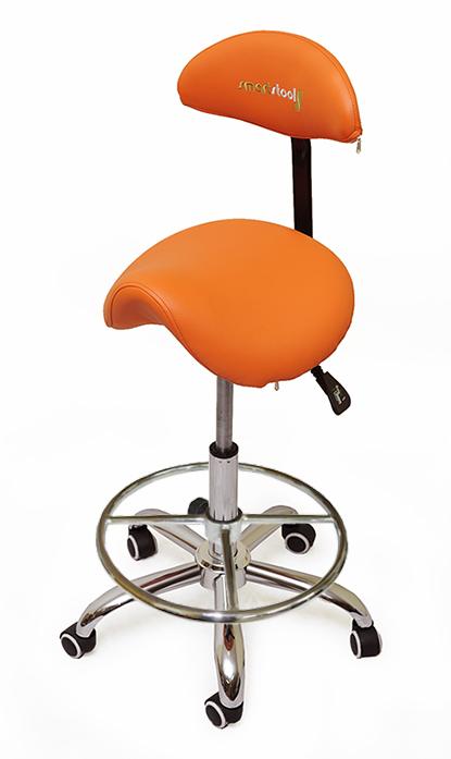 Стул-седло Smartstool S03B с кольцом-подставкой для ног