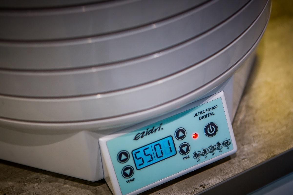 Панель управления Ezidri Ultra FD1000 Digital