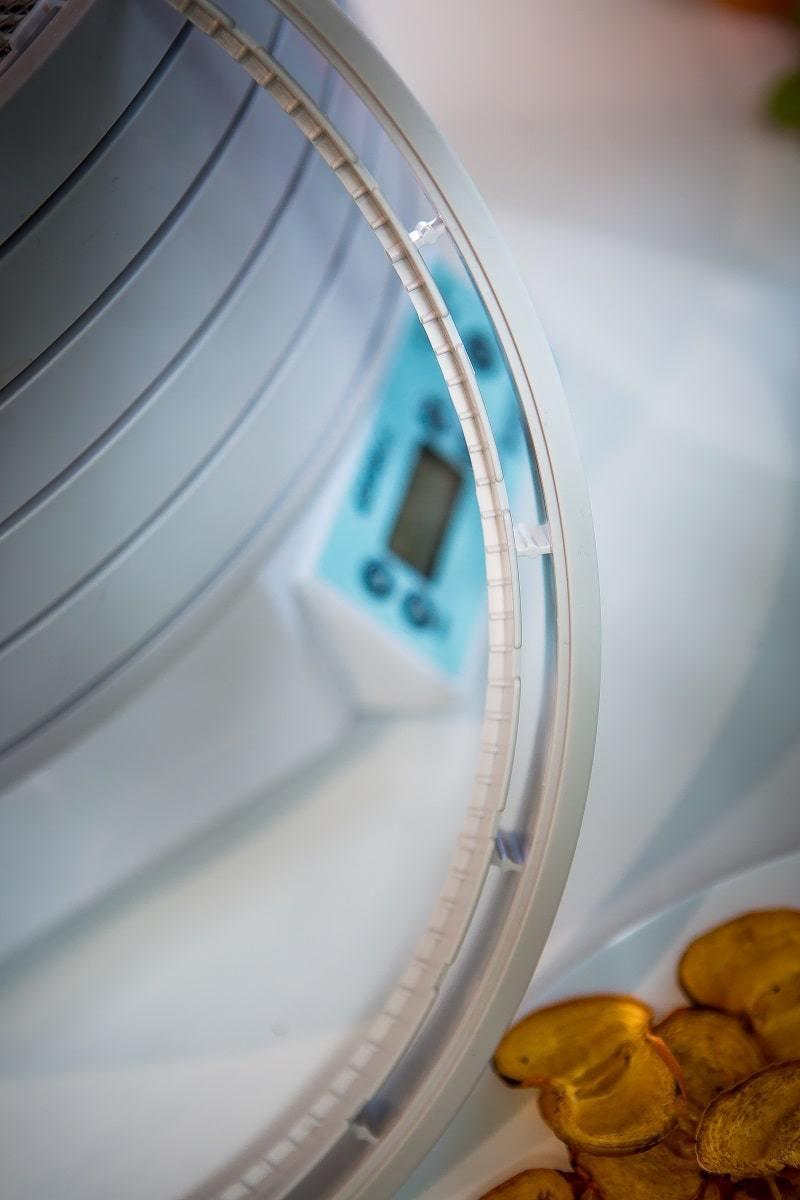 Дегидратор Ezidri Ultra FD1000 Digital, полое кольцо для сушки композиций из цветов