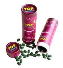 Спирулина живая органическая Top Spirulina в таблетках 100 г