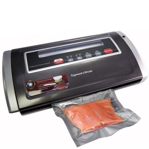 Вакуумный упаковщик Zigmund & Shtain Kuchen-Profi VS-505 (упаковывает жидкое)