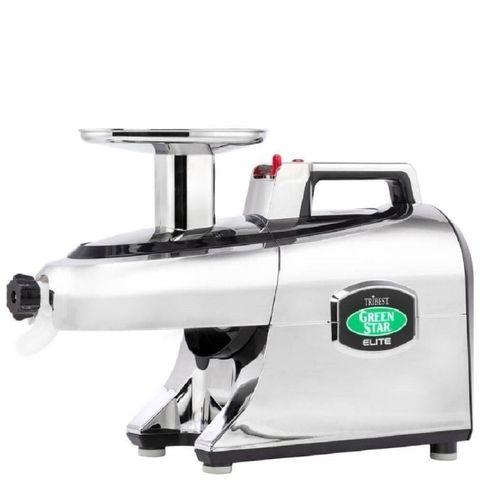 Шнековая соковыжималка Tribest Green Star Elite GSE-5050/GSE-5350 (двушнековая)