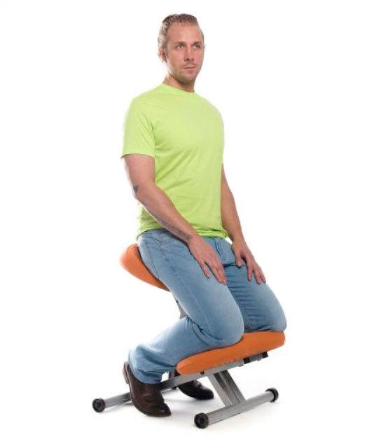 Стул коленный Smartstool KM01 без газлифта