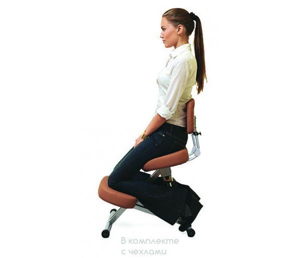 Посадка на коленном стуле Smartstool KM01B