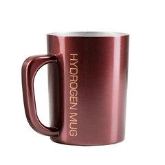Кружка для активации воды Vione Aquaspectr Hydrogen Mug 400 мл красная