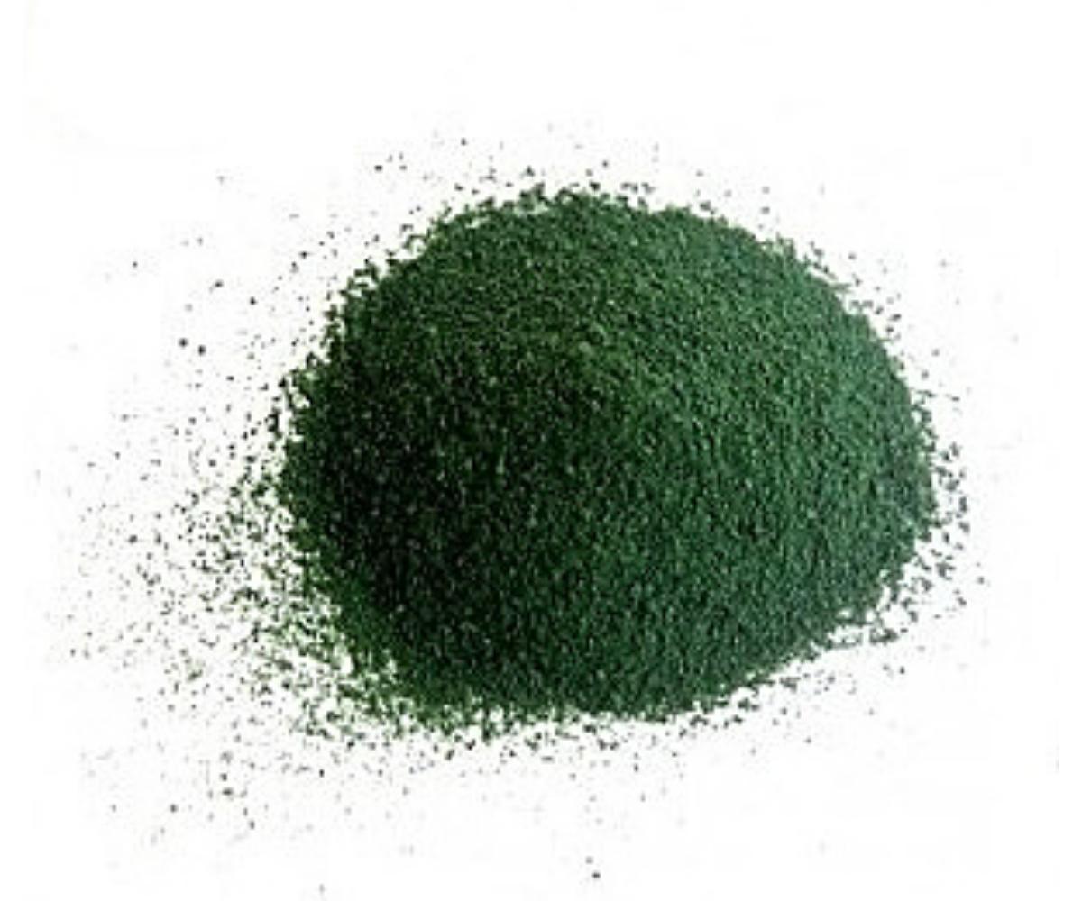 Спирулина живая органическая Top Spirulina в порошке 250 г