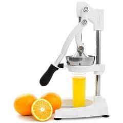 Прессовая соковыжималка Sana Citrus Press белая