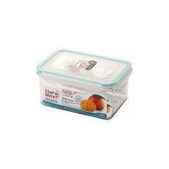 Тритановый контейнер с замками BPA FREE 2.54 л голубой