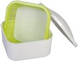 Проращиватель Здоровья Клад (для микрозелени) бело-салатовый