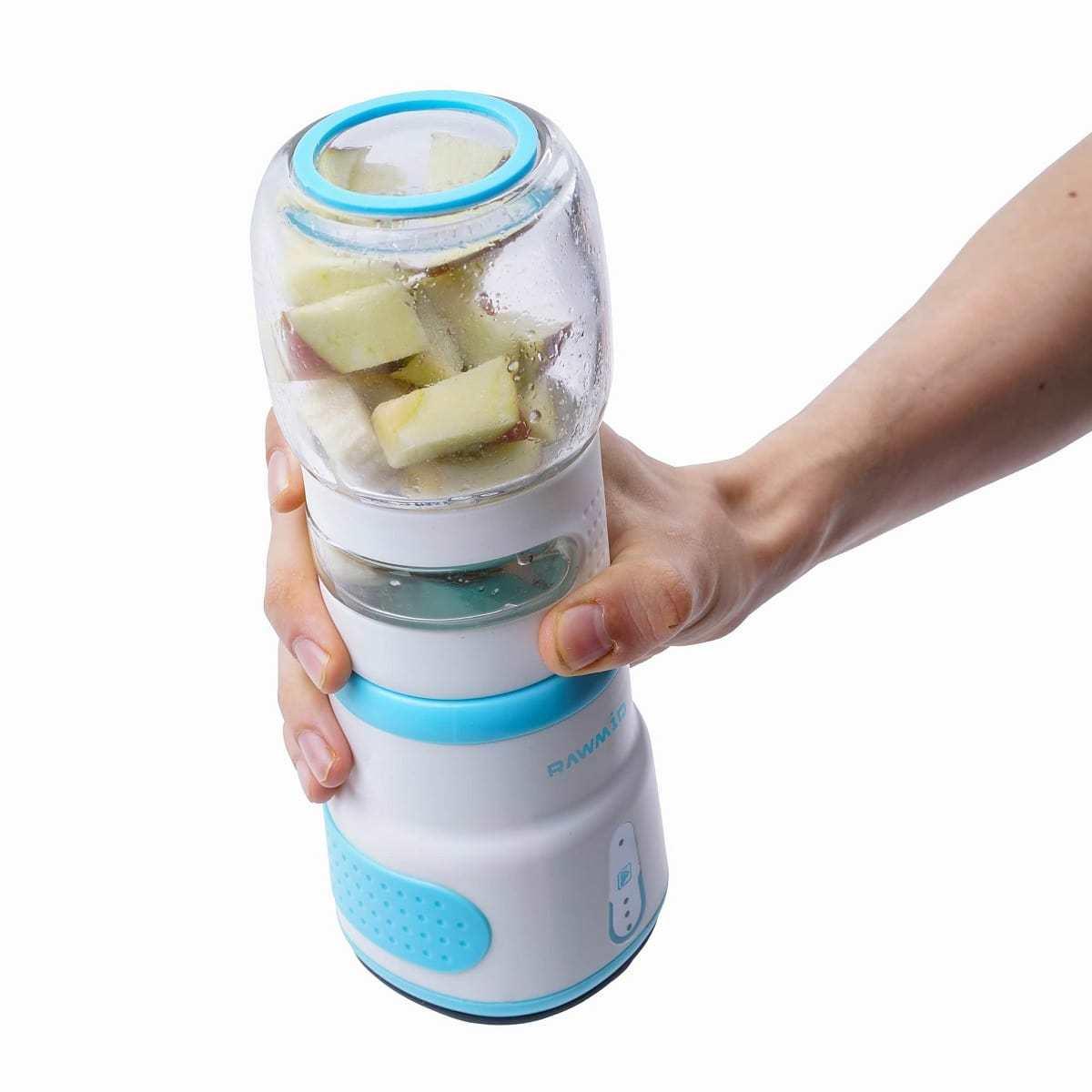 Компактный переносной блендер