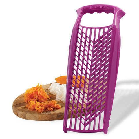 Терка Borner для пюре и стружки оранжевая