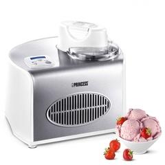 Автоматическая мороженица с компрессором Princess 282601 белая
