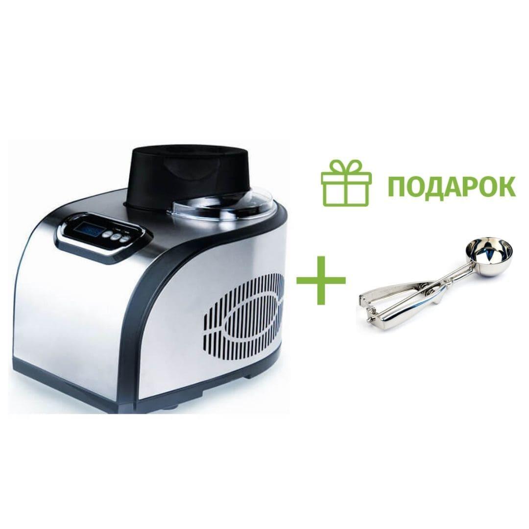 Подарок к автоматической мороженице Gastrorag ICM-1518 (1.5L) серебристая
