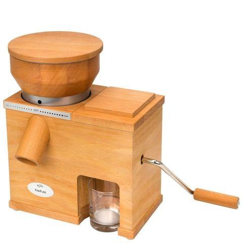 Мельница для зерна Komo Fidifloc Medium (электрическая + зернодавилка)