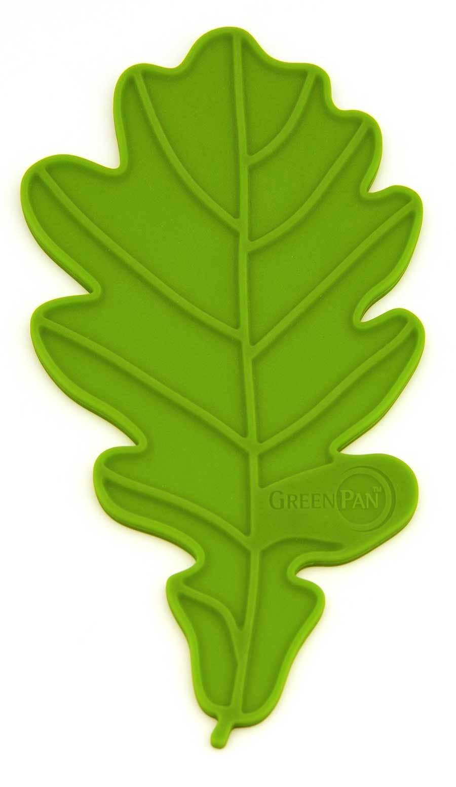 Подставка-прихватка Дуб GreenPan зеленая