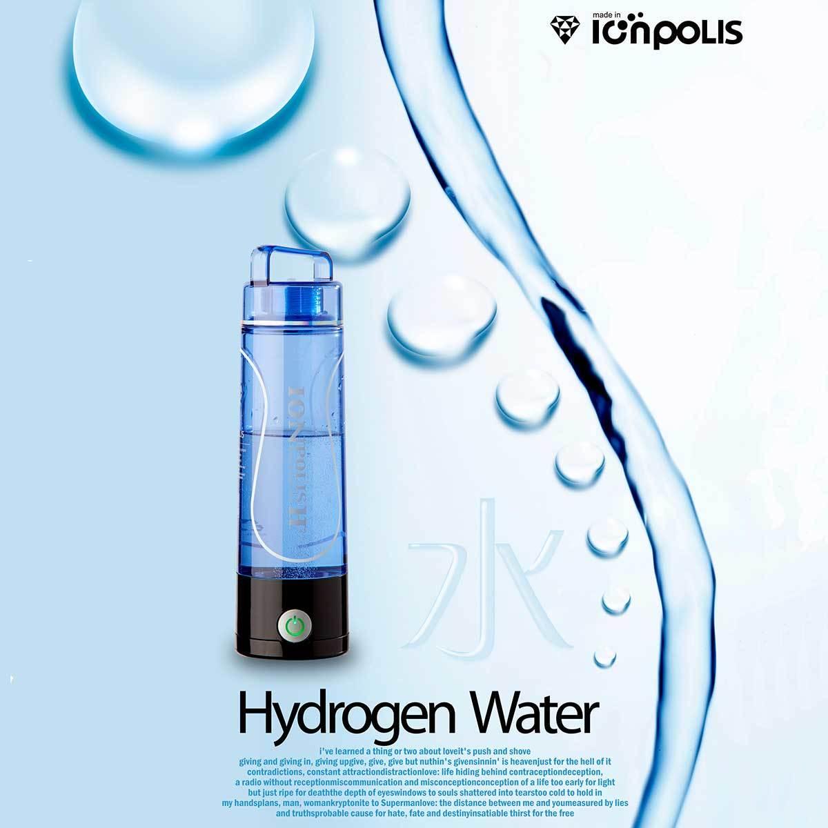 Генератор водородной воды IONpolis H2