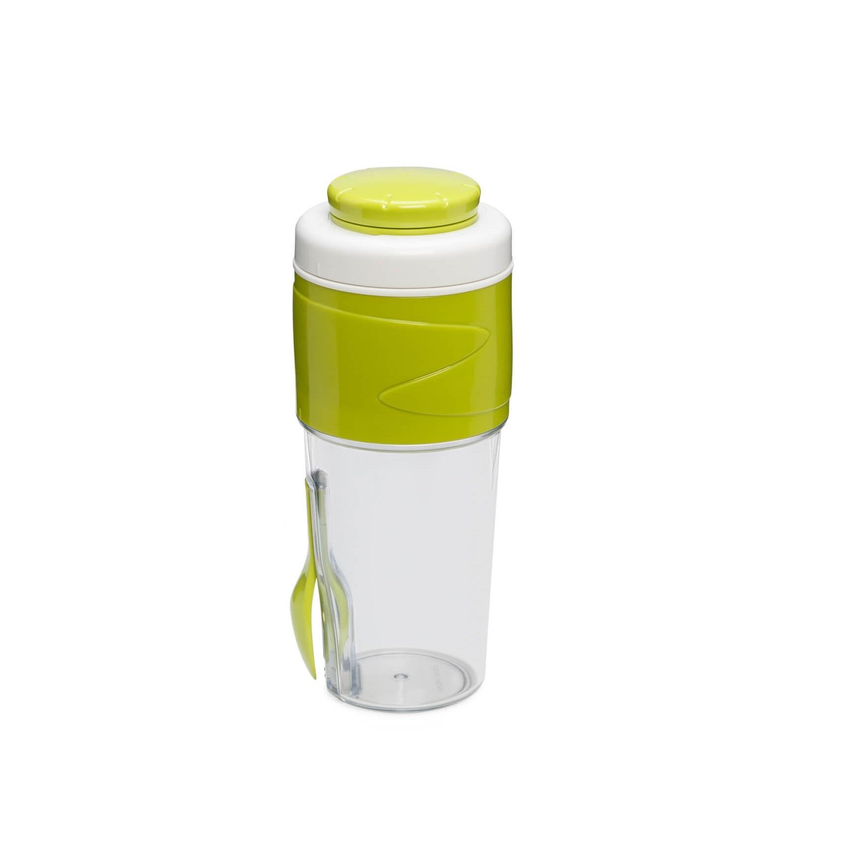 Переносная спиралерезка-стакан Konstar KS-223 салатовая