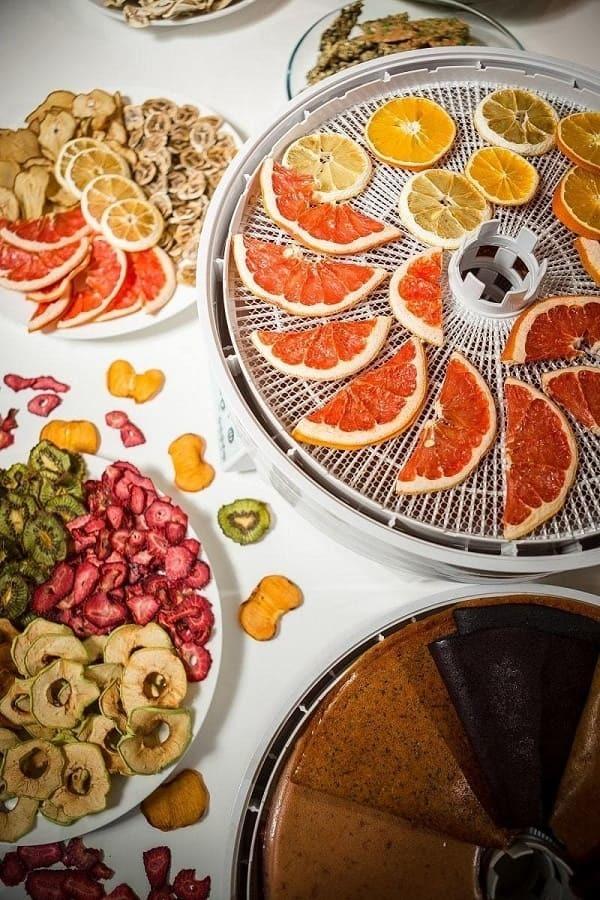 Сушение в  Ezidri не изменяет полезных свойств продуктов, их аромата и вкуса