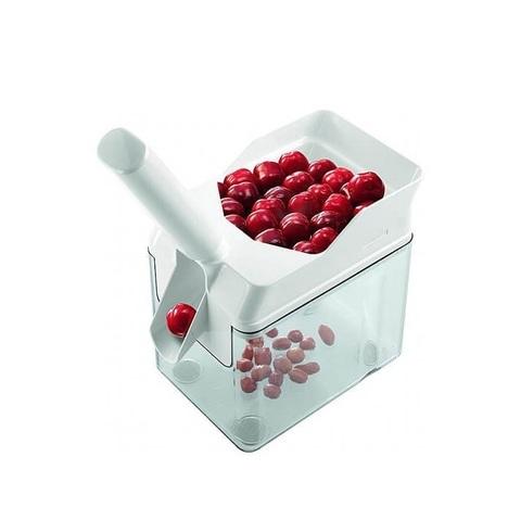 Отделитель косточек вишен Leifheit Cherrymat белый