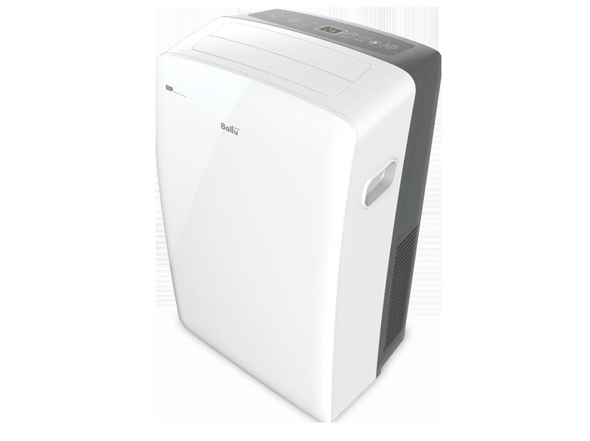Мобильный кондиционер Ballu BPHS-09H серии Platinum белый