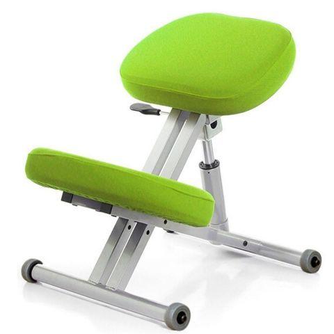 Стул коленный Smartstool KM01L с газлифтом салатовый