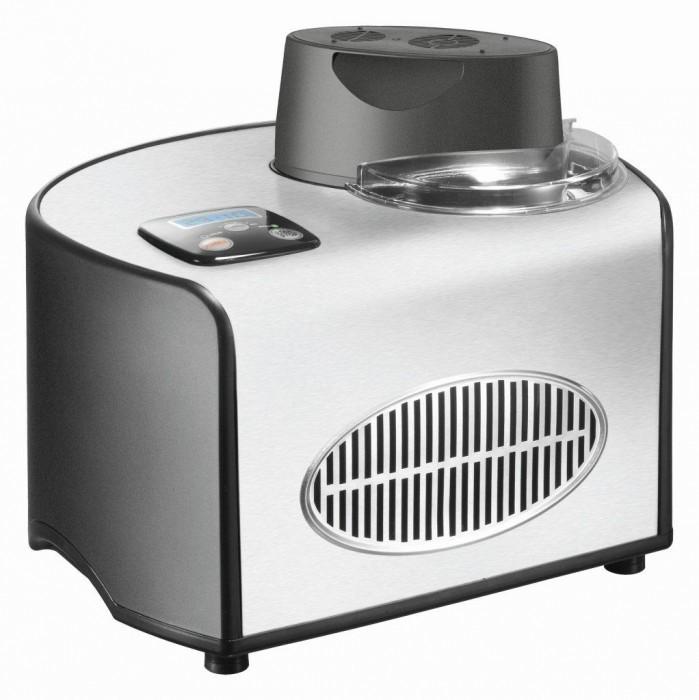 Автоматическая мороженица Unold De Luxe 1.5л серая