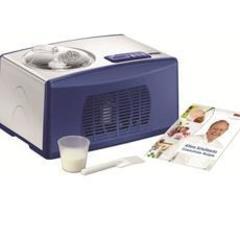 Автоматическая мороженица Unold Cortina Plus 1.5л. синяя