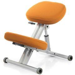 Стул коленный Smartstool KM01L с газлифтом оранжевый