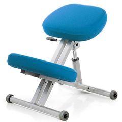 Стул коленный Smartstool KM01L с газлифтом голубой