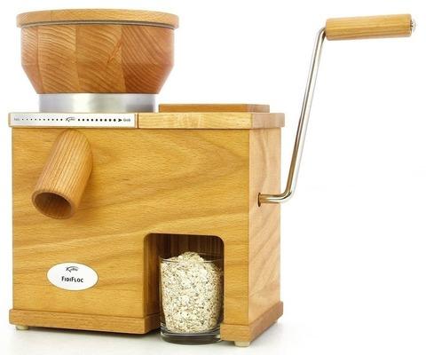 Мельница для зерна Komo FidiFloc 21 (электрическая + зернодавилка)