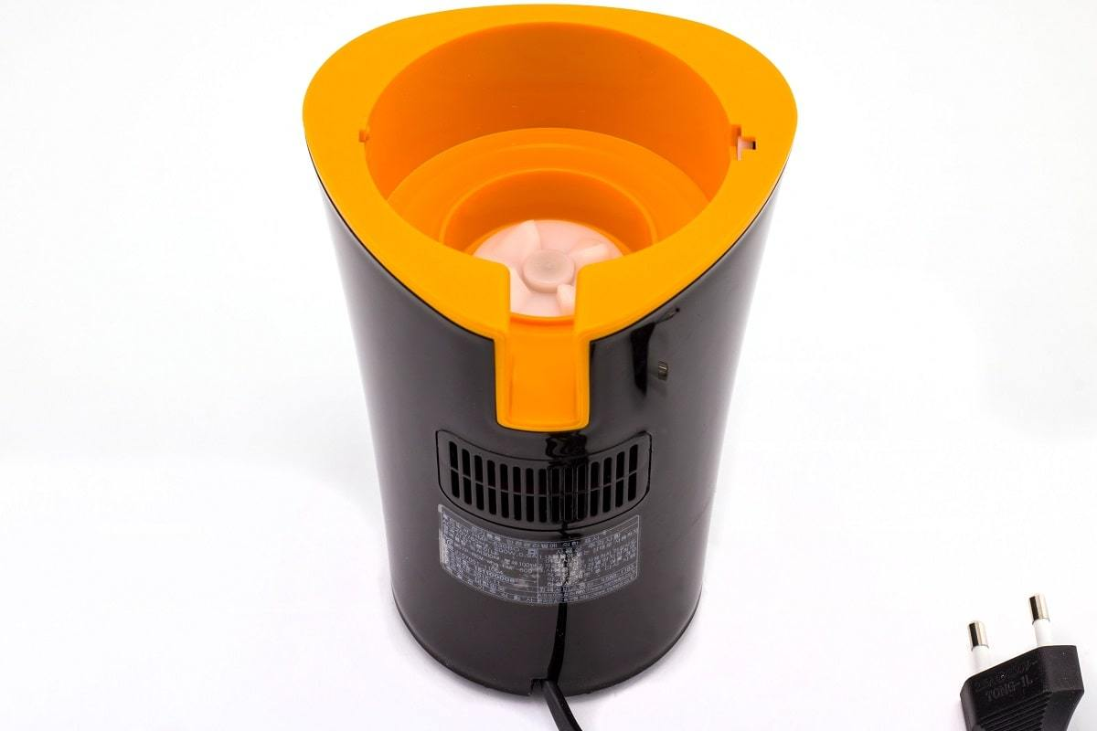 Блендер Hanil Flowerpot HMF-630 черно-оранжевый