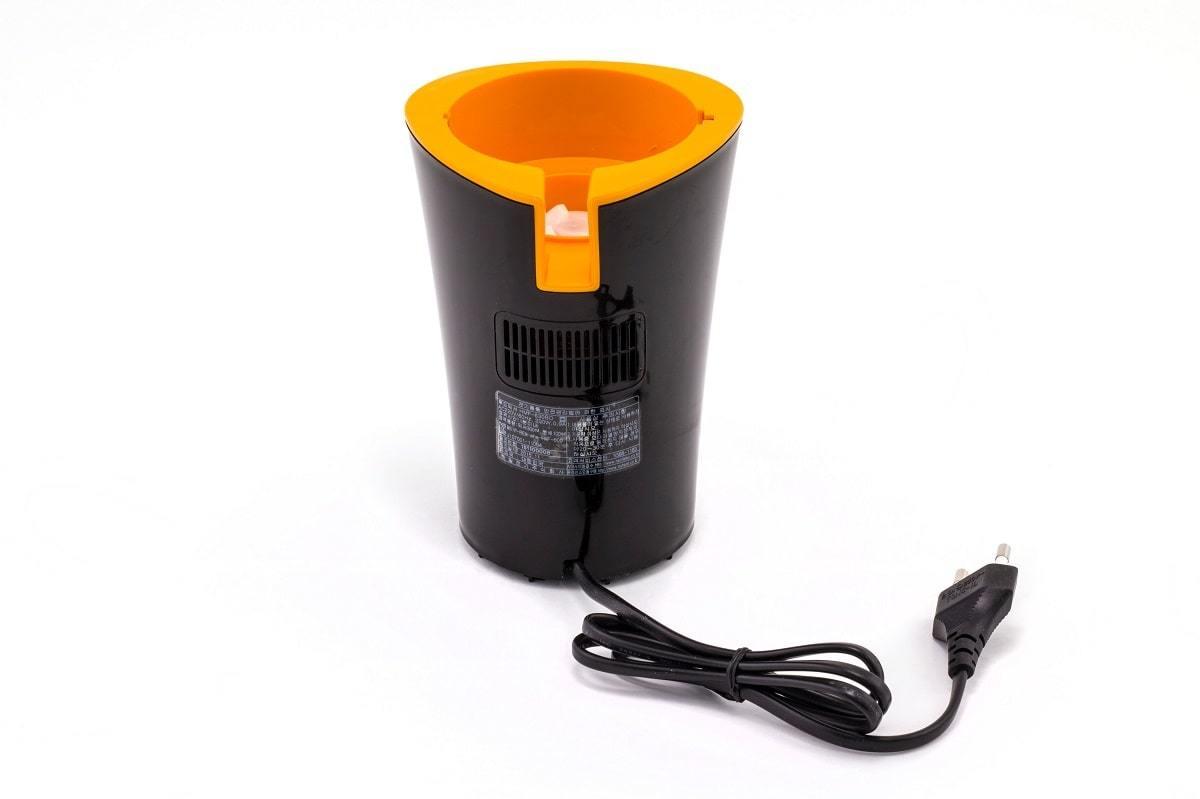 Hanil Flowerpot HMF-630 черно-оранжевый