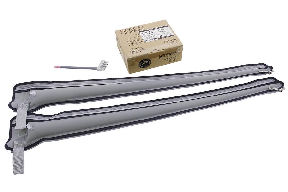 Расширитель для манжет ноги Seven Liner Zam Zam 10 см серый