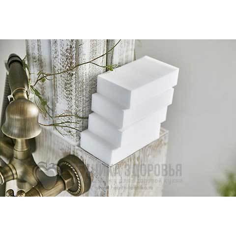 Меламиновая губка-ластик Magic Block Cleaner