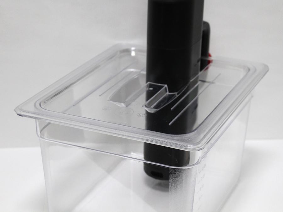 Контейнер Vac-Star для термостата SousVide с крышкой