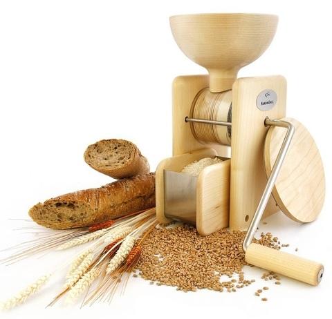 Мельница для зерна Komo Handmill (ручная)
