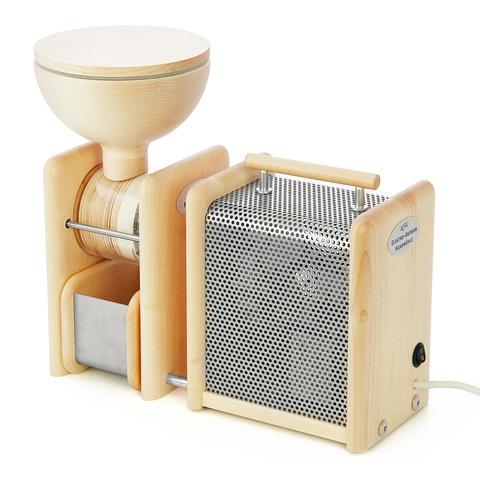 Ручная мельница Komo Handmill Combo с электромотором для зерна