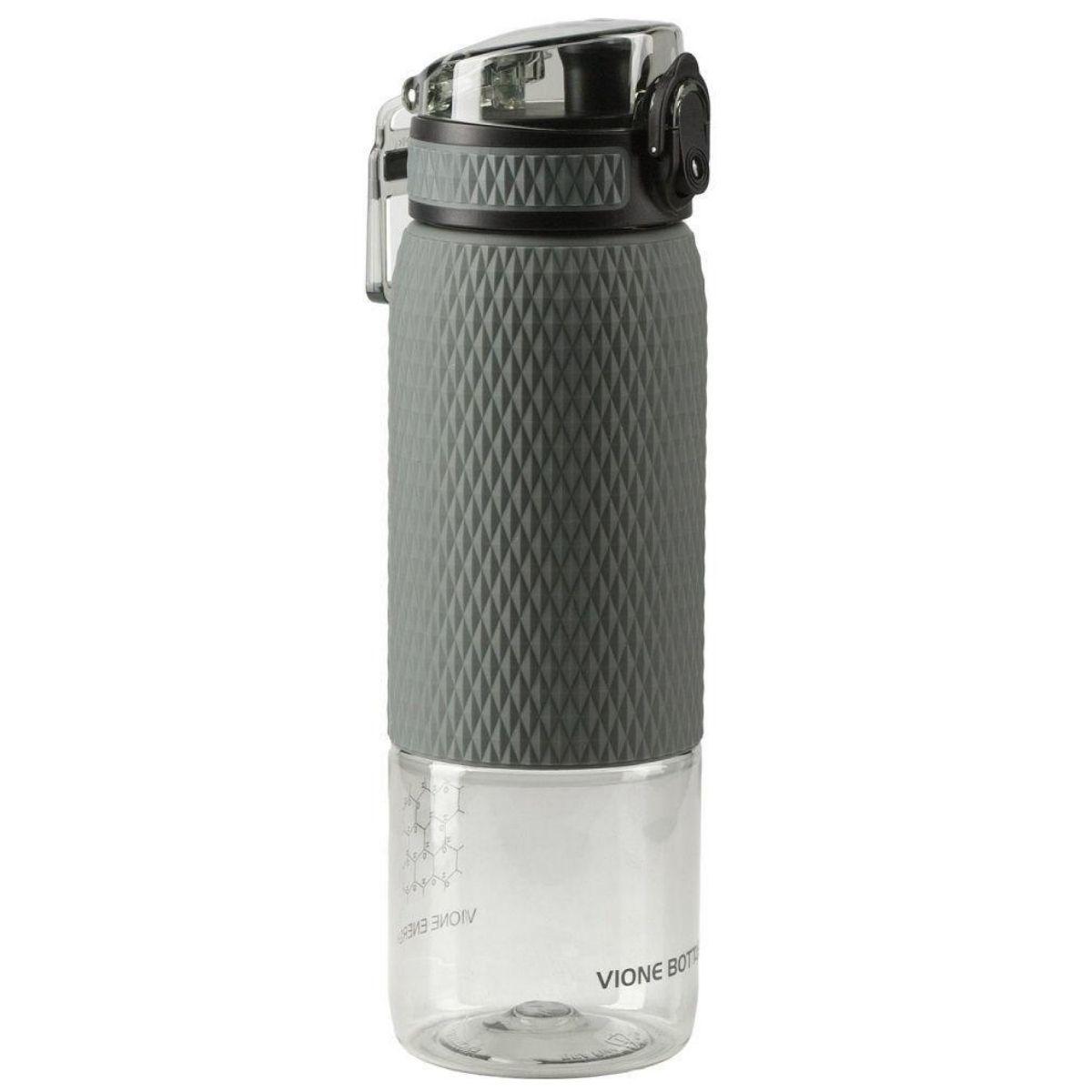 Генератор водородной воды Vione Mineral Bottle 500 мл, серый